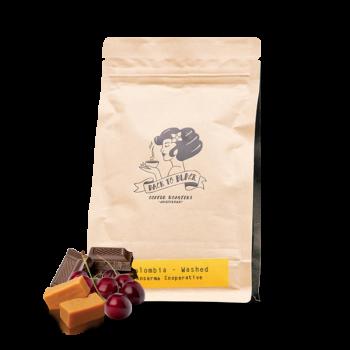 Kolumbie ANSERMA - Back to Black coffee