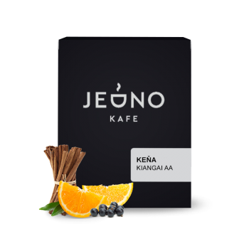 Keňa KIANGAI AA - Jedno Kafe