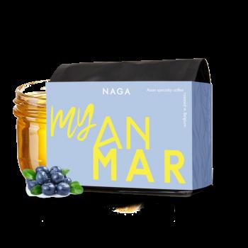 Myanmar HOPONG - Naga Coffee