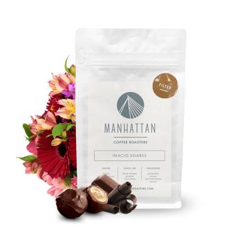 Brazílie INACIO SOARES F2 - anaerobic honey - Manhattan Coffee Roasters