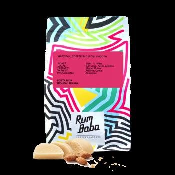 Kostarika MIGUEL MOLINA - anaerobní - Rum Baba