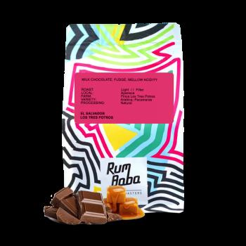 El Salvador LOS TRES POTROS - Rum Baba