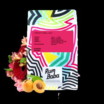 Etiopie KERAMO - Rum Baba