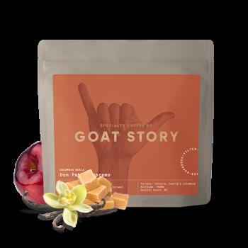 Kolumbie DON PABLO - Goat Story