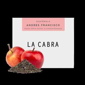 Guatemala ANDRES FRANCISCO - La Cabra Coffee