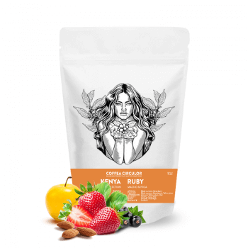 Keňa RUBY BATIAN - hypoxická fermentace PureProcess - Coffea Circulor