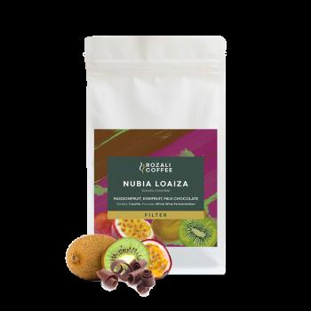 Kolumbie NUBIA LOAIZA - Rozali Coffee