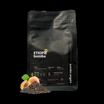 Etiopie BOMBE - coffee square