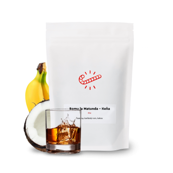 Keňa BOMU LA MATUNDA - Candycane coffee